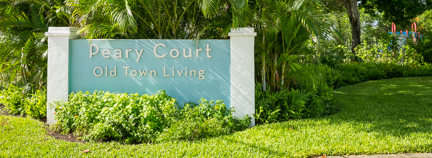 Peary Court Apartments For Rent in Key West